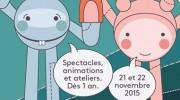 Le Festival des Petits Bouts © 2015 Maison de Quartier de Plainpalais