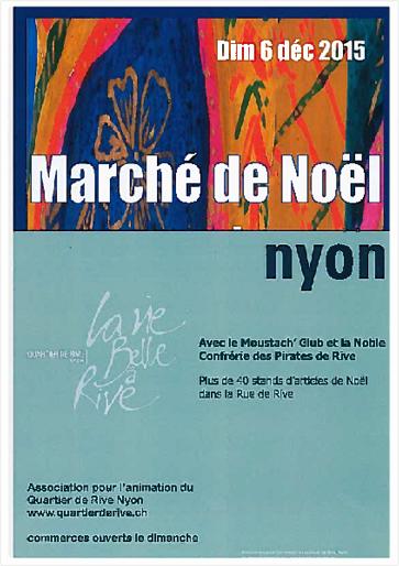 © 2015 Quartier de Rive Nyon (VD)