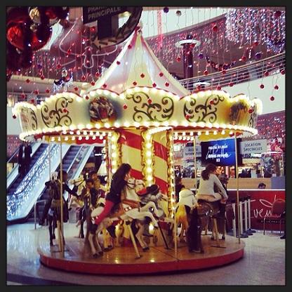 © 2015 La Praille, Centre Commercial et de loisirs