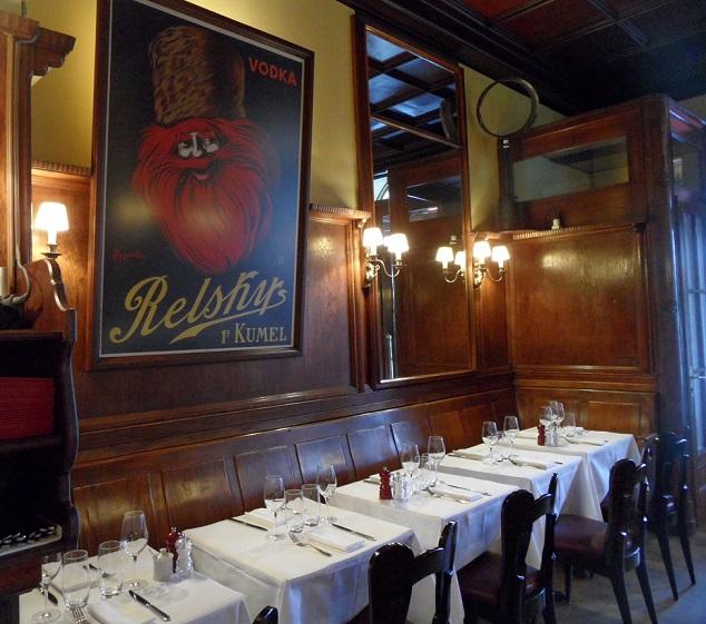 Le 49 Rhône Brasserie, Geneva. Photo © 2015 genevafamilydiaries.net