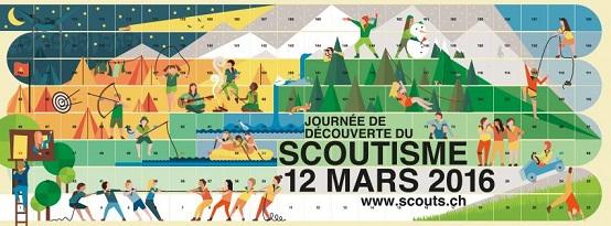 © 2016 Mouvement Scout de Suisse
