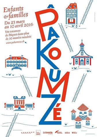 © 2016 PâKOMUZé, Ville de Lausanne