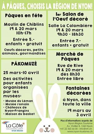 © 2016 Nyon Région Tourisme