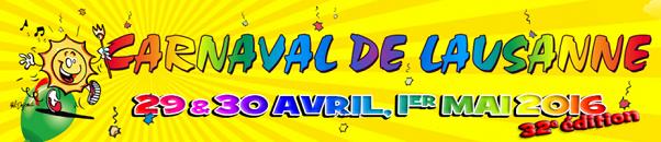 © 2016 Carnaval de Lausanne