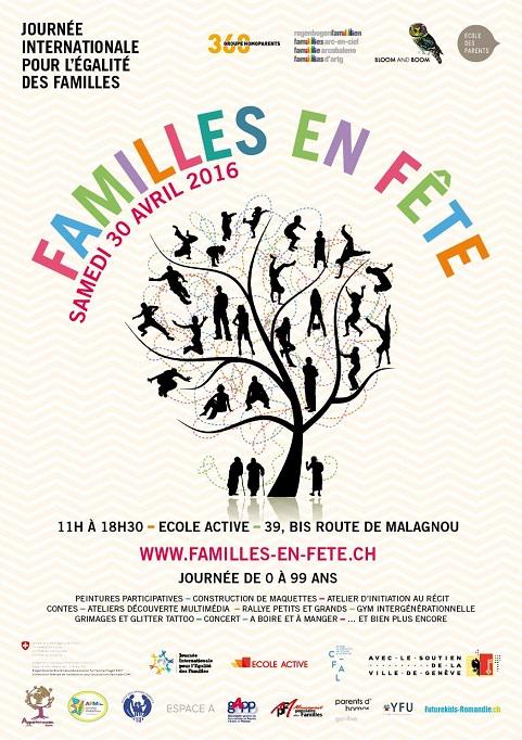 © 2016 Familles en fête, Geneva