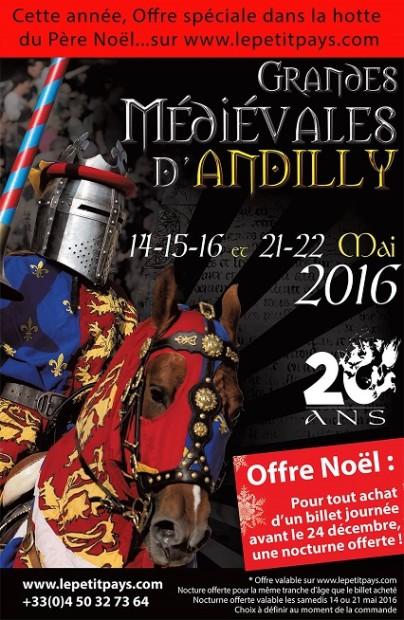 © 2016 Grandes Medievales, Le Petit Pays