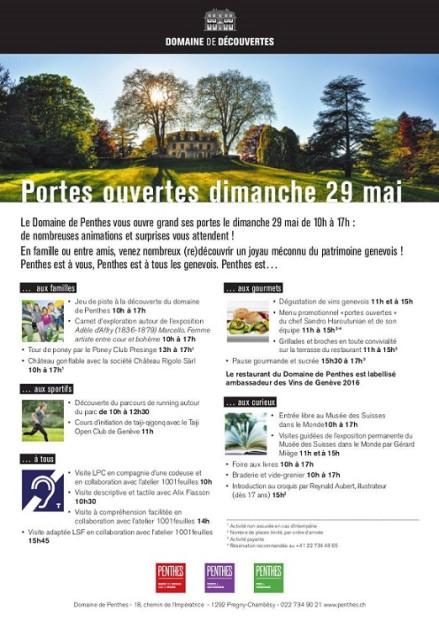 © 2016 Domaine de Penthes