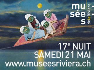 Nuit des Musées © Association des Musées de la Riviera vaudoise 2016