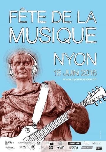 © 2016 Fête de la musique, Nyon