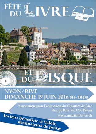 © 2016 Quartier de rive, Nyon