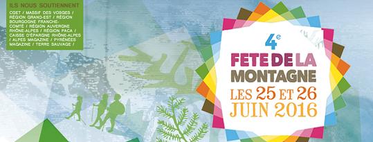 © 2016 Fête de la Montagne