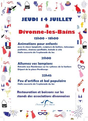 © Ville de Divonne-les-Bains