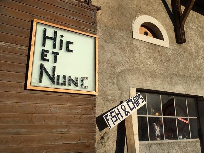 Hic et Nunc, Grens (VD). Photo © 2016 genevafamilydiaries.net
