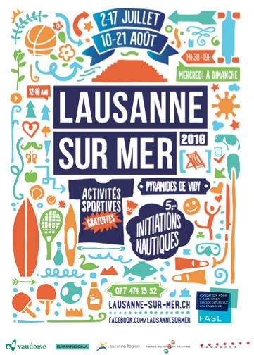 © 2016 Lausanne-sur-mer