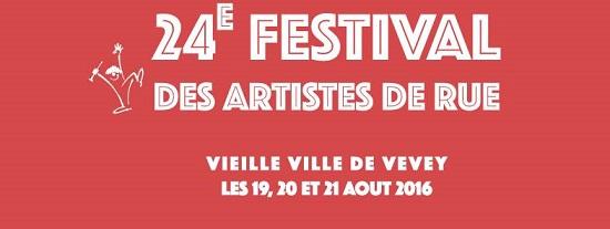 © 2016 Festival des artistes de rue, Vevey (VD)