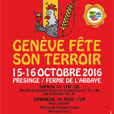 © 2016 Genève Fête son Terroir