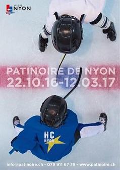© 2016 Patinoire de Nyon (VD)