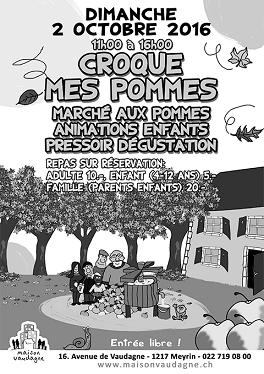 © 2016 Maison Vaudagne, Meyrin