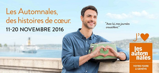 © 2016 Les Automnales, Geneva
