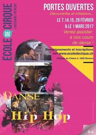 © 2015 Ecole de Cirque de Lausanne-Renens