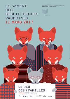© 2017 Samedi des Bibliothèques vaudoises