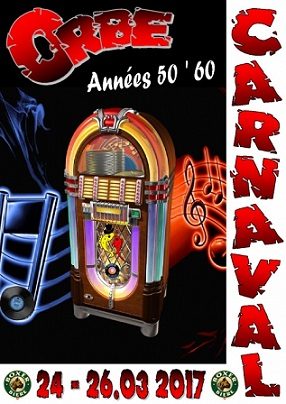 © 2017 Carnaval d'Orbe