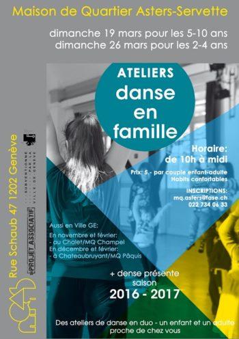 © 2017 Maison de Quartier Asters-Servette