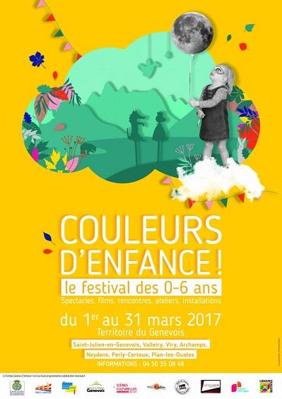 © 2017 Festival Couleur d'enfance