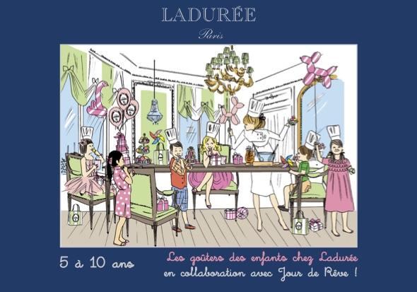 © 2017 Maison Ladurée
