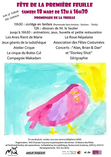 © 2017 Maison de Quartier Chausse-Coq