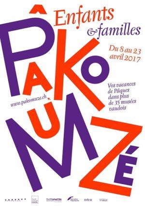 © 2017 PâKOMUZé, Ville de Lausanne
