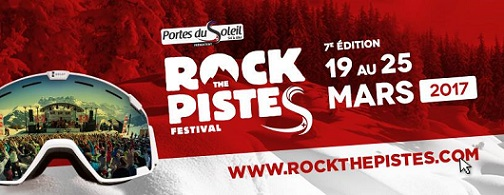 © 2017 Rock the Pistes Festival